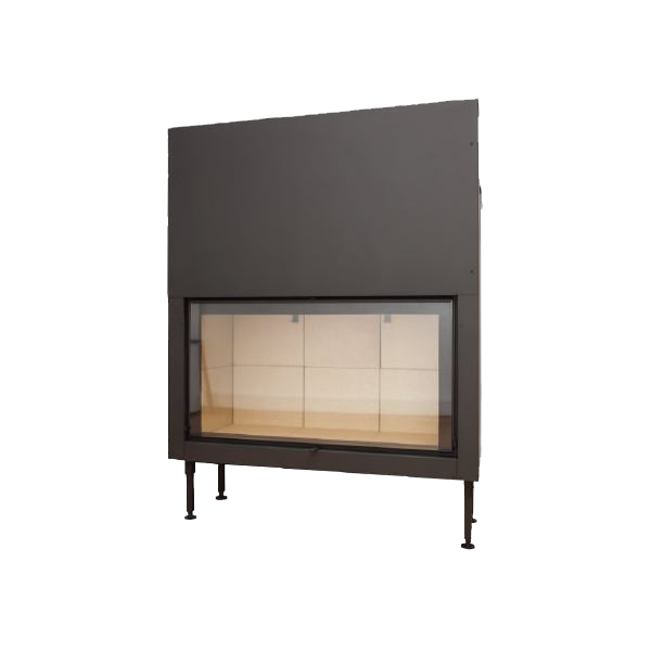 insert bois termofoc c1000es. Black Bedroom Furniture Sets. Home Design Ideas