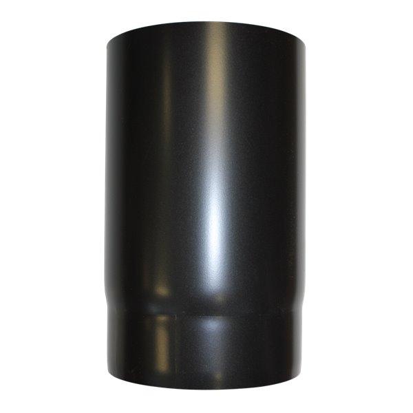 longueur droite acier noir 250 mm 130. Black Bedroom Furniture Sets. Home Design Ideas