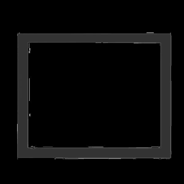 cadre quadro sm pour insert bois termofoc c1000df. Black Bedroom Furniture Sets. Home Design Ideas