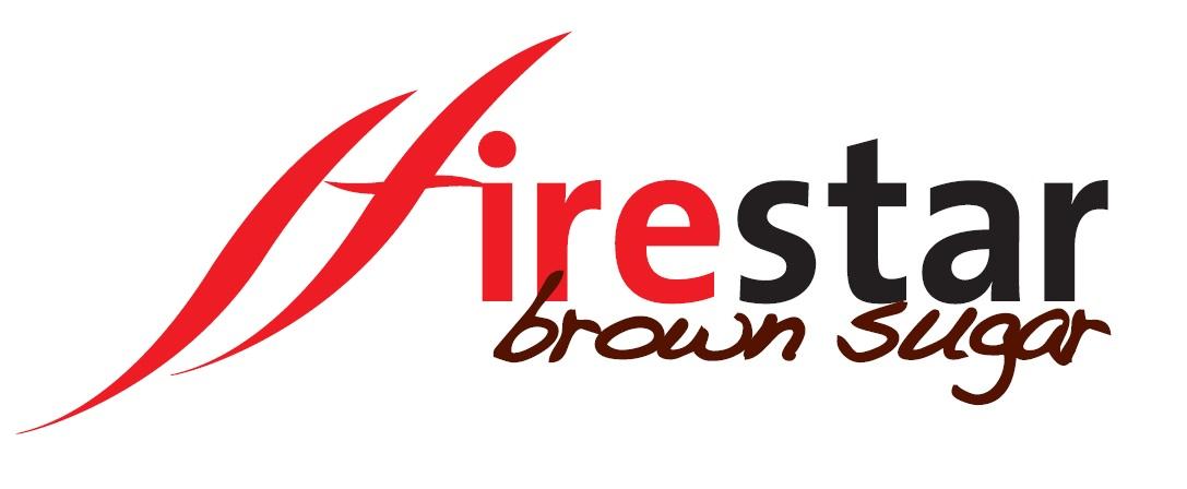 Logo Firestar cheminé de jardin série Brown Sugar