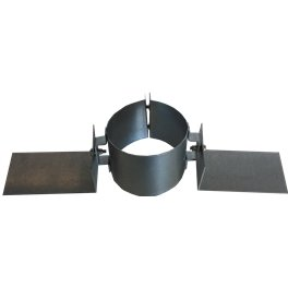 Bride de fixation haute Ø 150 mm pour DP Ø100mm