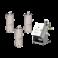 Convoyeur pneumatique à pellets WX55x3