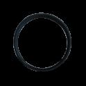 Joint d'étanchéité - Diamètre 80 mm