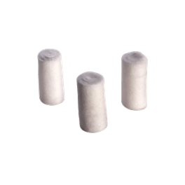 Filtres à ouate long, Ø 8 x 40 mm
