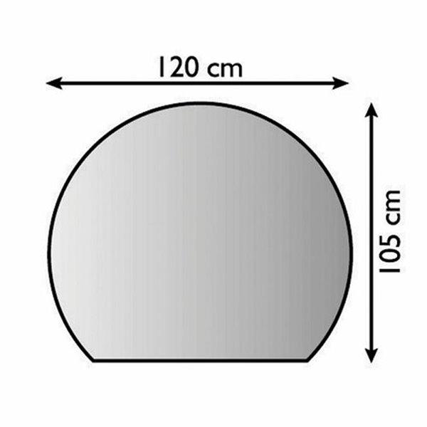 plaque de sol forme h en m tal noir 1200 x 1050 mm. Black Bedroom Furniture Sets. Home Design Ideas