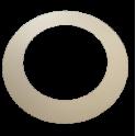 Rosace inox - Diamètre 200 mm