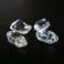 Pierres décoratives cristal transparent