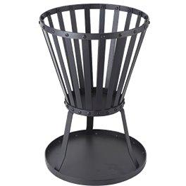 Brasero noir - Diamètre 35 cm