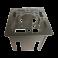 Kit distance de sécurité avec collier de fixation pour DP Diamètre 100mm