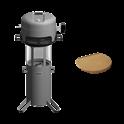 Grill à pellets Haussler - kit XL