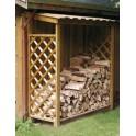 Abri à bois Type 1 autoclave