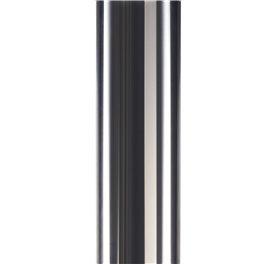 Rallonge de tuyau inox brossé - 1 m - pour barbecue LAS VEGAS 800