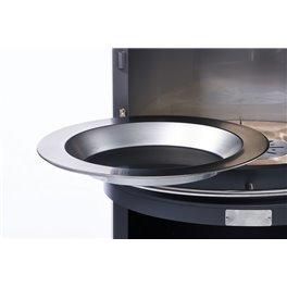 Poêle à griller inox pour barbecue LAS VEGAS 800 Wok