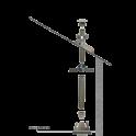 Kit de création de conduit isolé double paroi inox - Diamètre: 150 mm