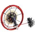 Wöhler Enrouleur H 420 - Diamètre : 7 mm - Longueur : 15 m - M12